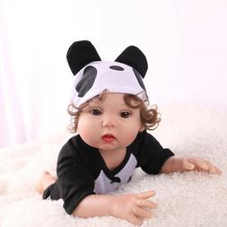 """16"""" Realistic Reborn Baby Doll Full Body Silicone Anatomical"""