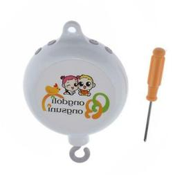 Battery Operated Music Box for Baby Crib Bed Sleeping Bell R
