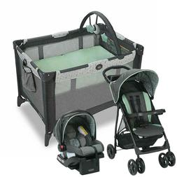 Graco Baby Stroller with Car Seat Travel System Infant Playa
