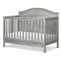 DaVinci Charlie 4-in-1 Convertible Crib in Cottage Grey