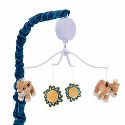 Disney Baby Lion King Adventure Musical Baby Crib Mobile  by