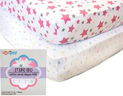 fitted crib sheets