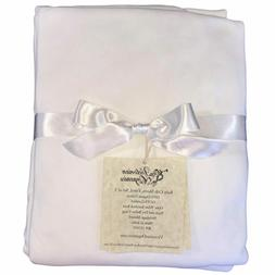 Fitted Crib Sheets Soft Organic Cotton Nursery Baby Bedding