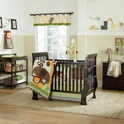 kulala crib bedding wall decals