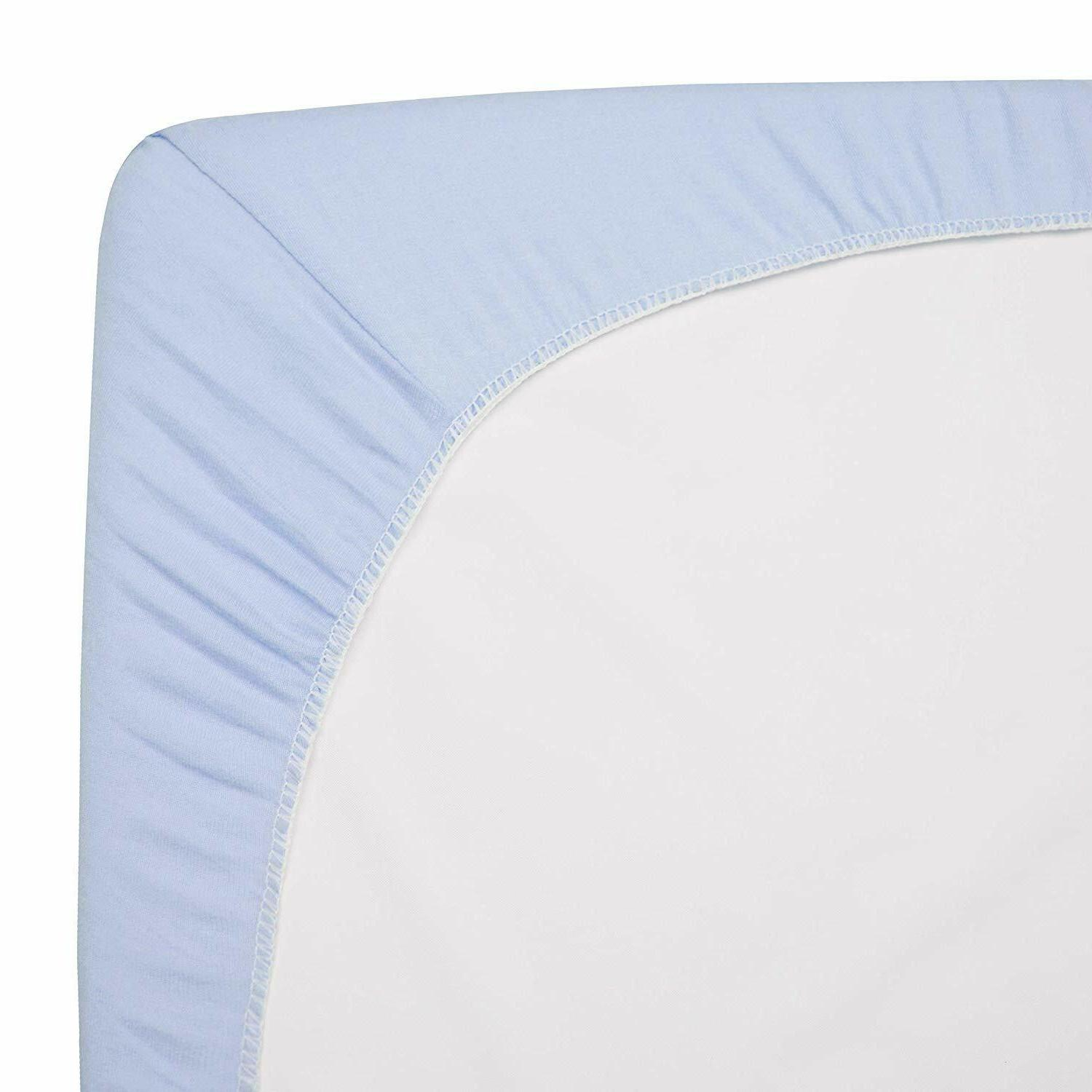 American Baby Company Cotton Jersey Knit Crib Toddler Mattresses