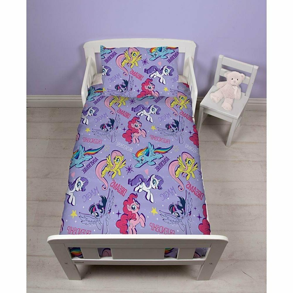 4 in 1 - MY LITTLE PONY JUNIOR BEDDING BUNDLE FOR COT TODDLE