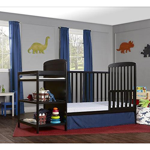 Dream 4 1 Full Size Crib and Table