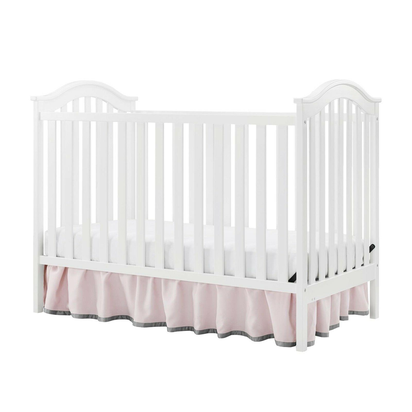 Baby Adelyn Convertible White