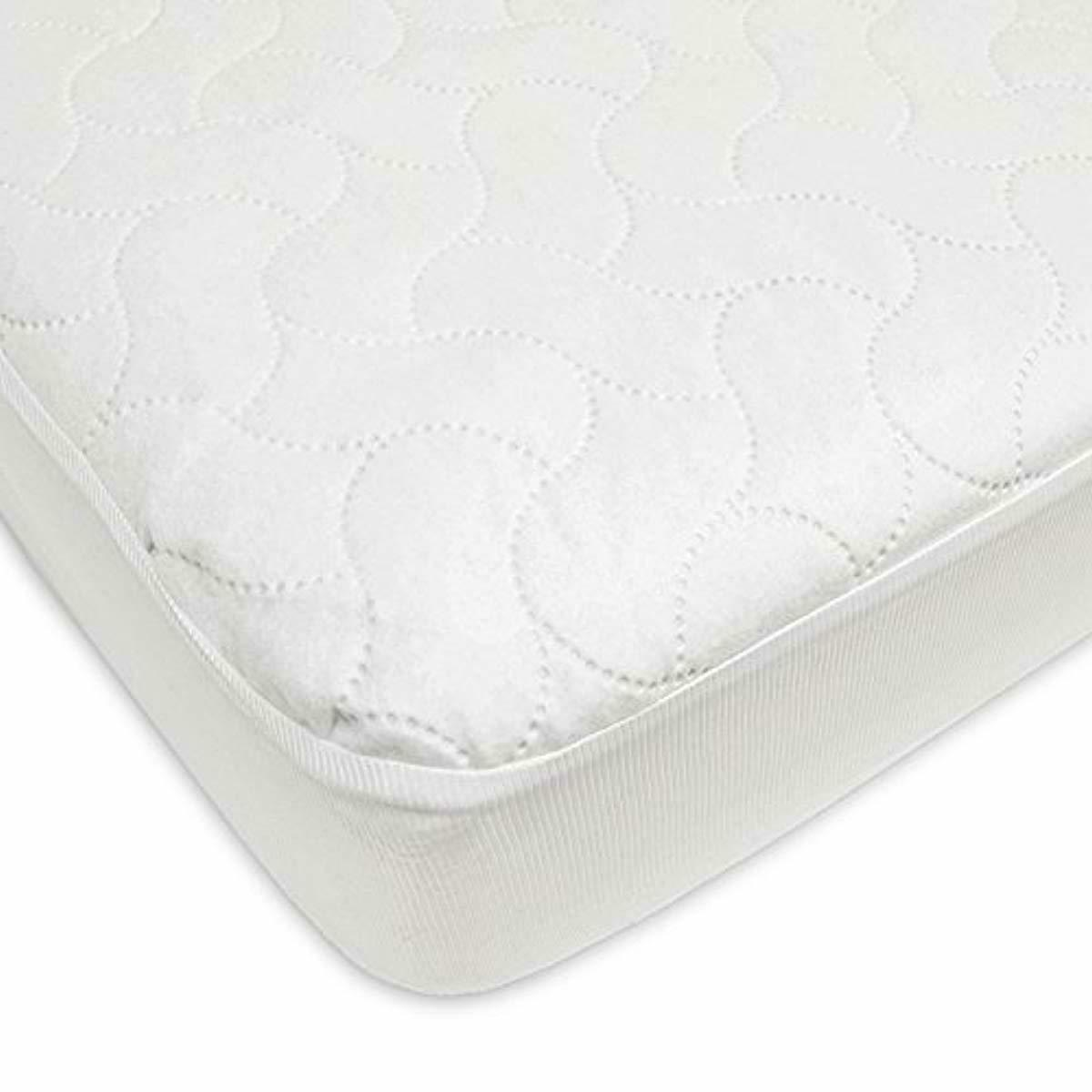 american baby company waterproof fitted crib