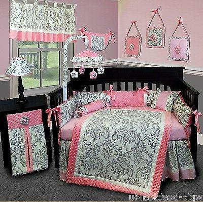 baby boutique damask