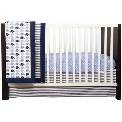 Baby Boy Bed Pieces Cotton