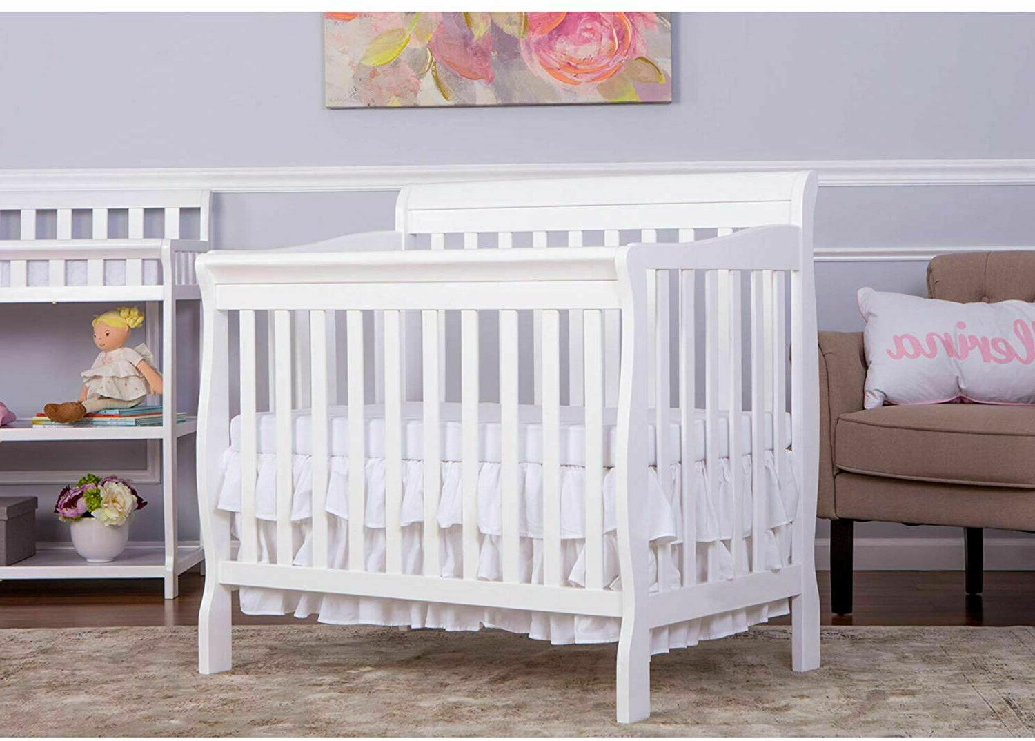 Dream in 1 Baby Nursery Furniture Day Bed