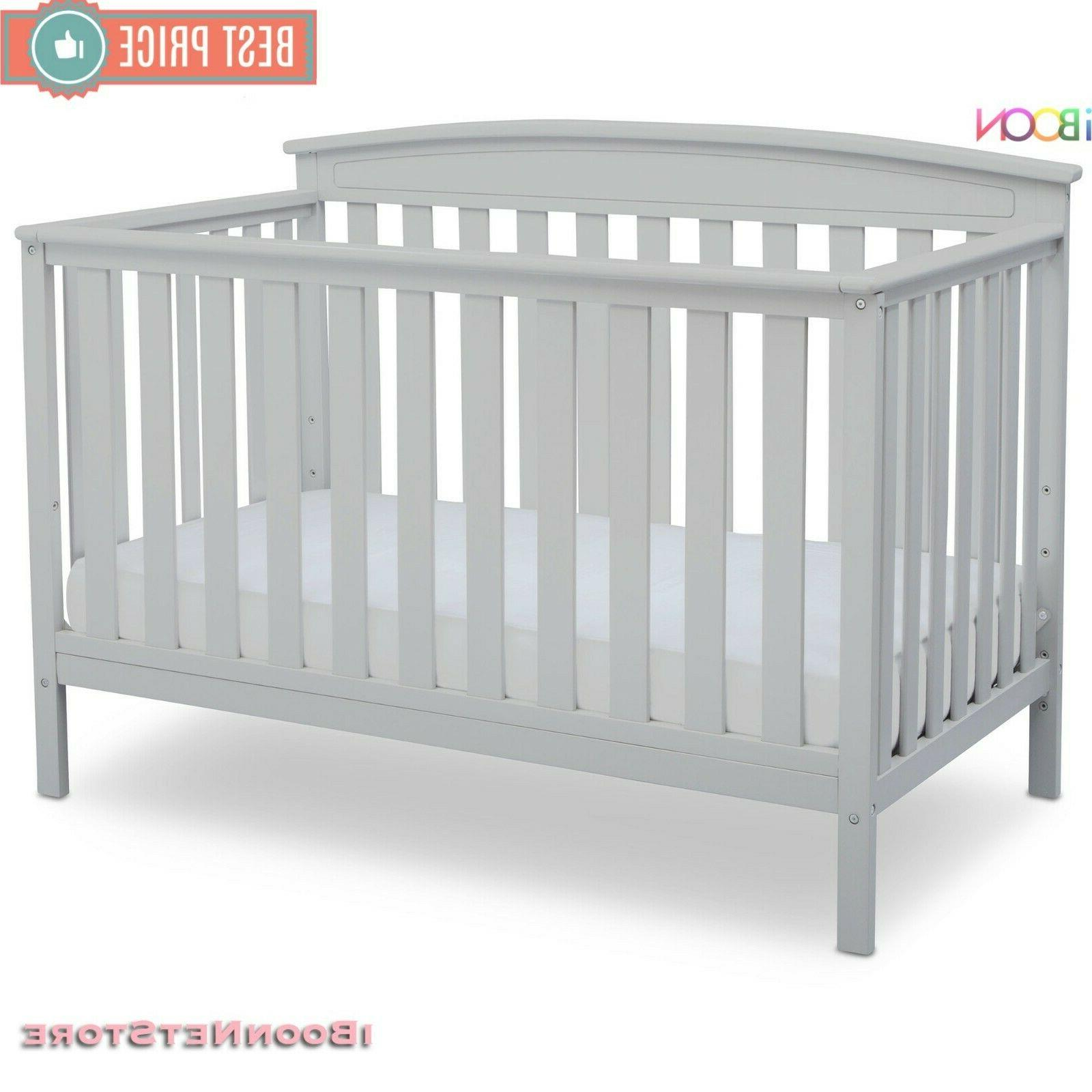 Baby 1 Wood Convert Toddler Colors