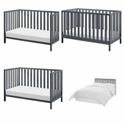 Baby Crib Bed 4 Daybed Wood