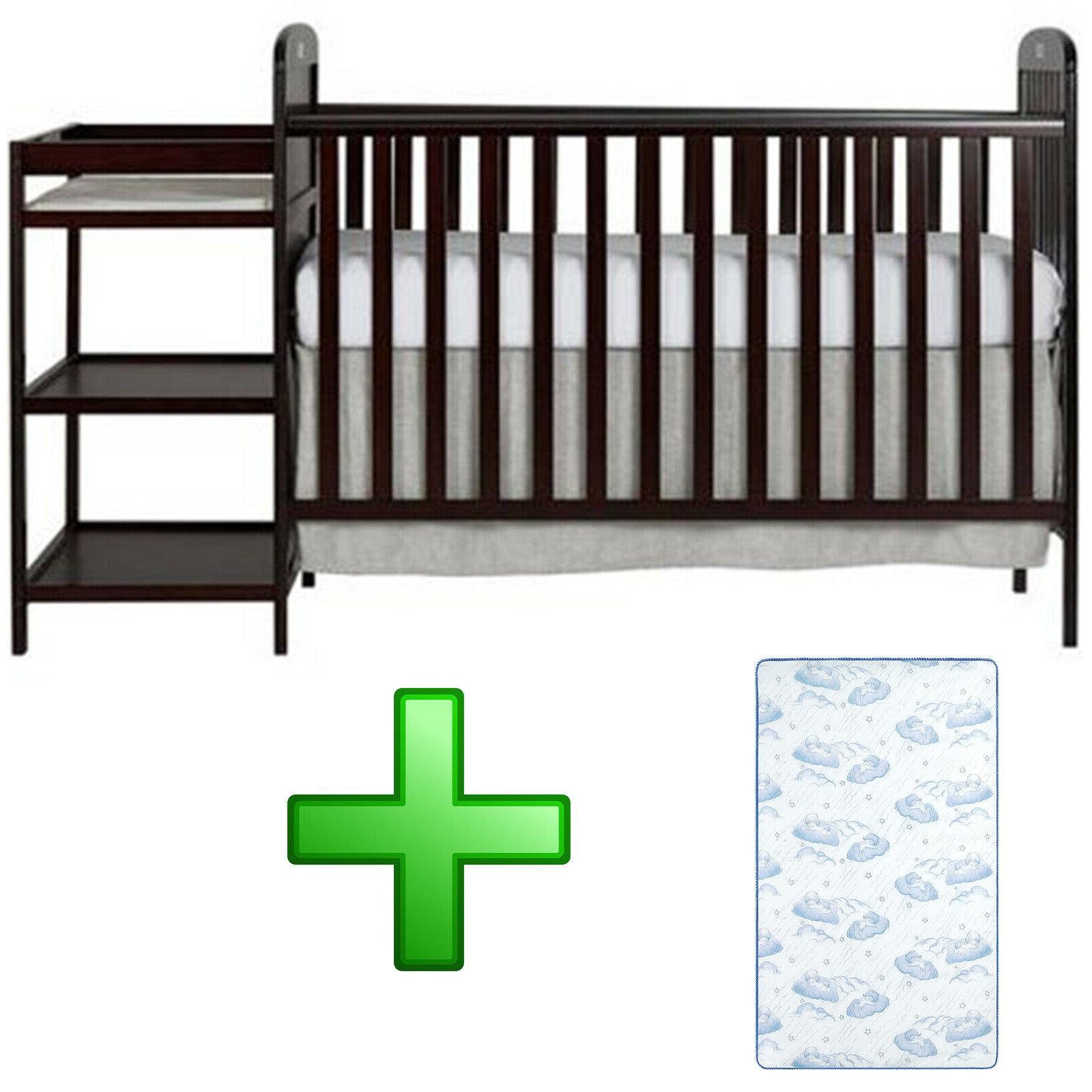 Baby Mattress 4-in-1 Table Combo