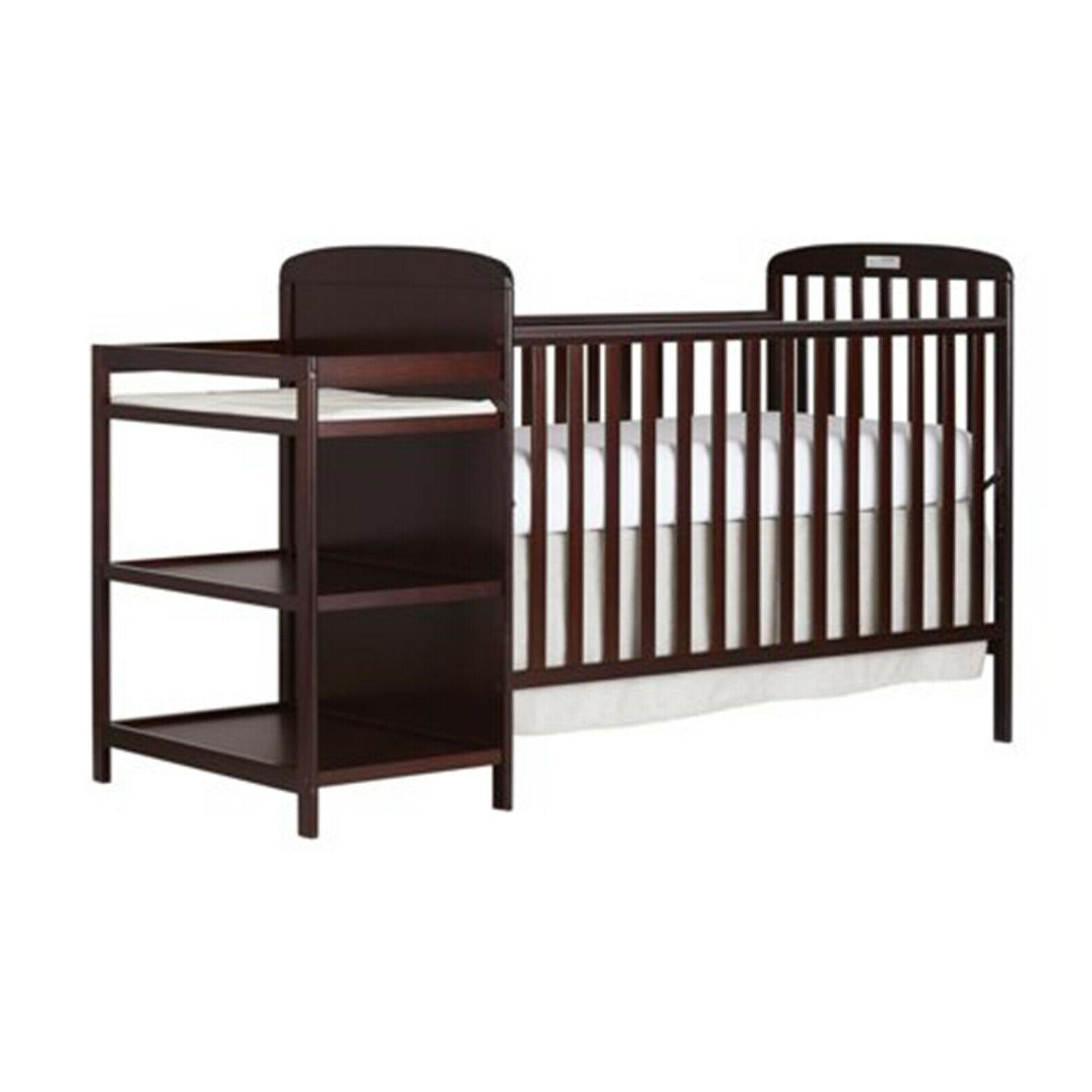 Baby Mattress 4-in-1 Full Changing Table Combo