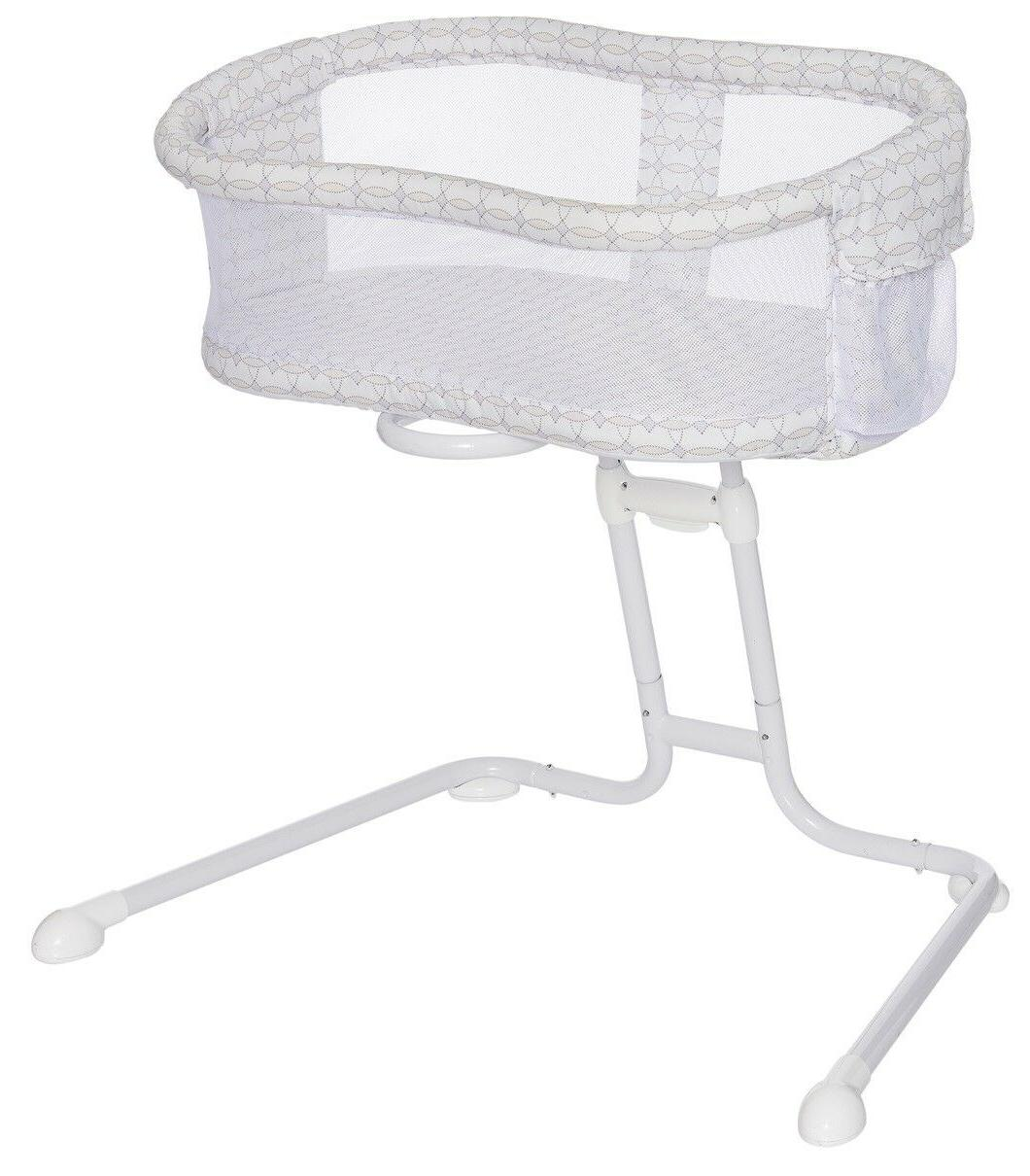 bassinest glide sleeper bassinet infant baby crib