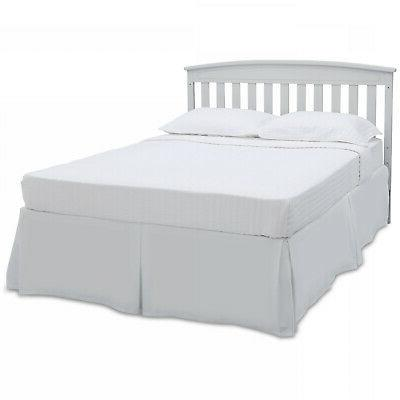 Adjustable Baby Crib in Wood BED