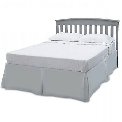 Adjustable Crib Wood Convert to BED Colors