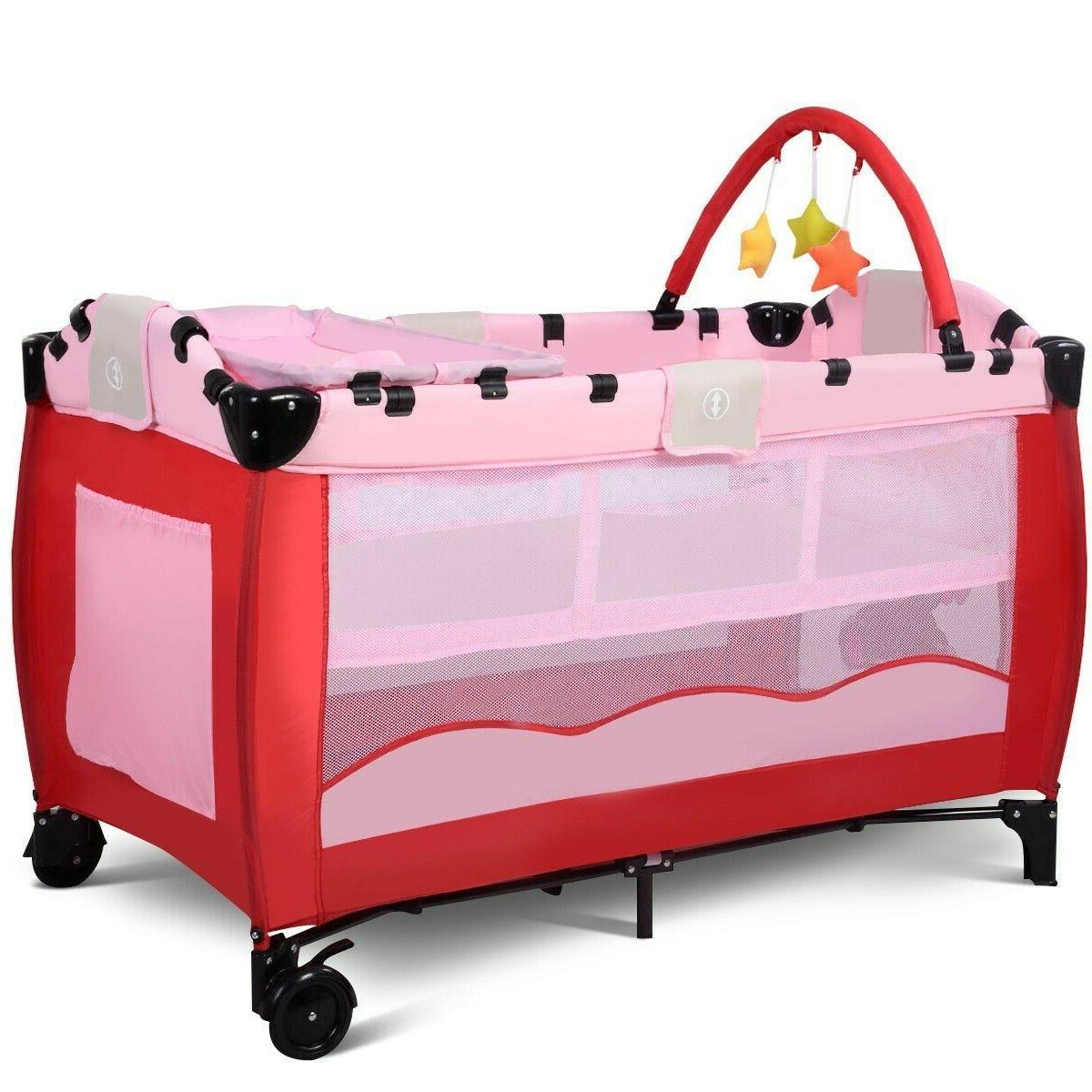 Baby Foldable Playpen