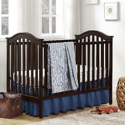 Convertible Baby Crib to Daybed Nursery Sleeping Bed New Bor