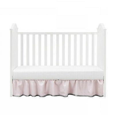 Convertible Bed Sturdy Espresso Multiple Color Baby Nursery