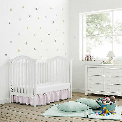 Convertible Bed Sturdy Color Baby