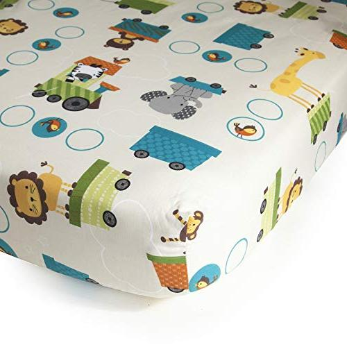 crib fitted sheet