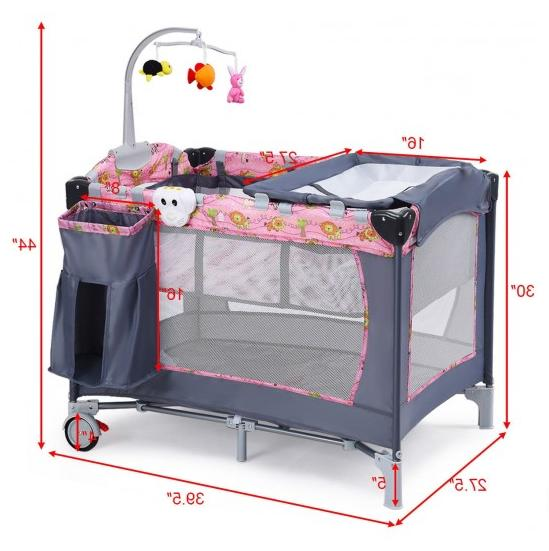 Folding Baby Toys Portable Changer