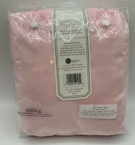 American Baby Company Heavenly Soft Chenille