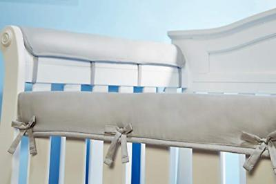 Padded Rail Cover Teething Guard Front NEW