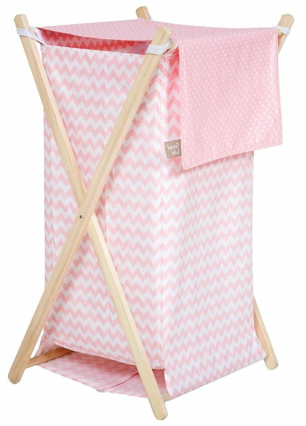 Trend Lab Pink Sky CHOOSE FROM 3 4 5 6 Piece Set