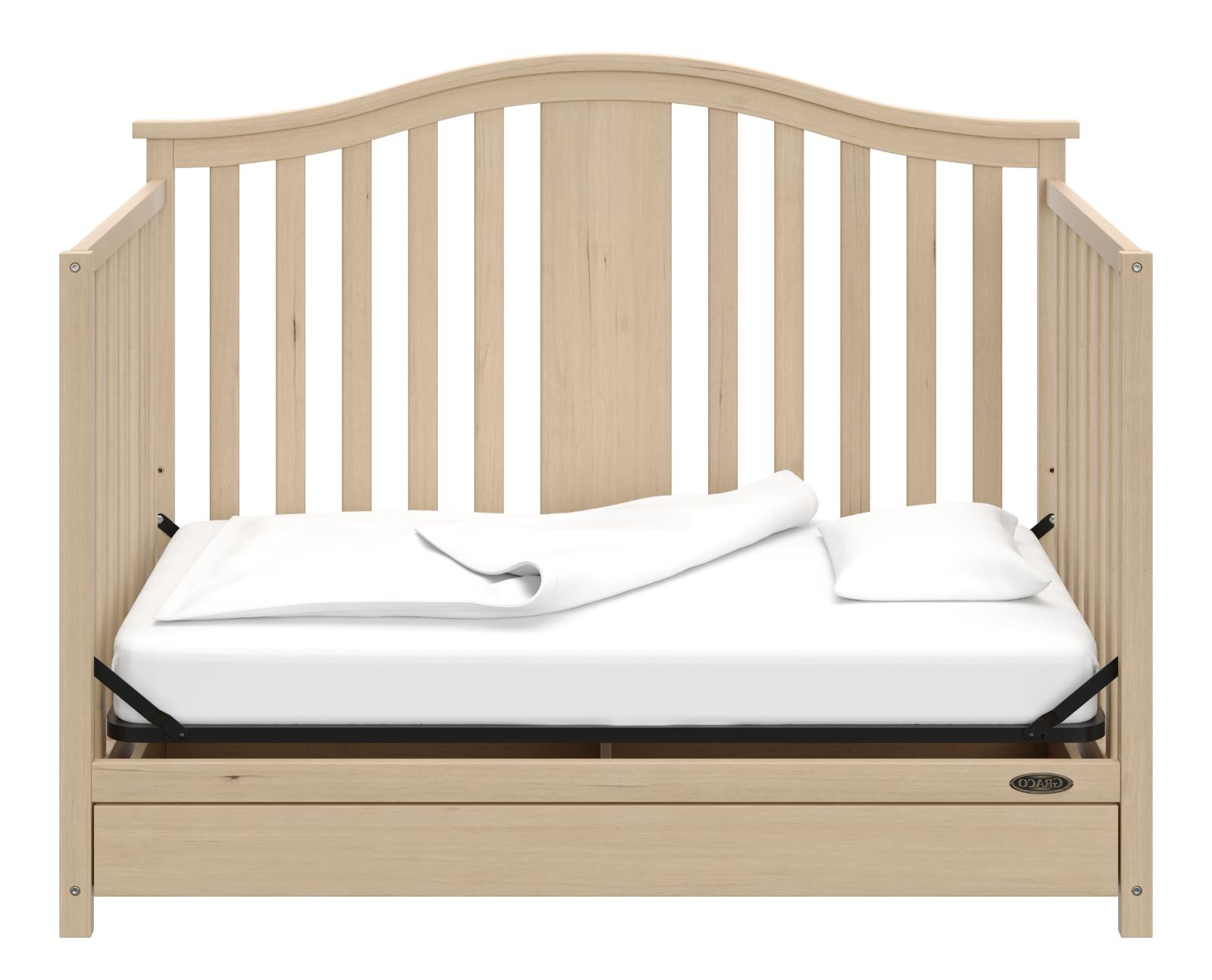 Graco 1 Crib with Drawer, to Toddler Bed