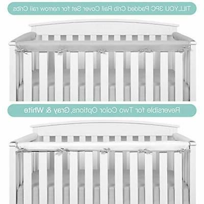 TILLYOU Padded Crib Set from Chewing,