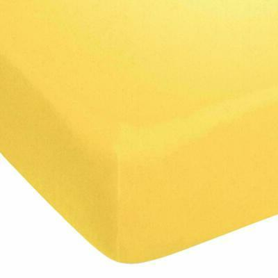 Ultra Soft Fitted Toddler Sheets for 28""