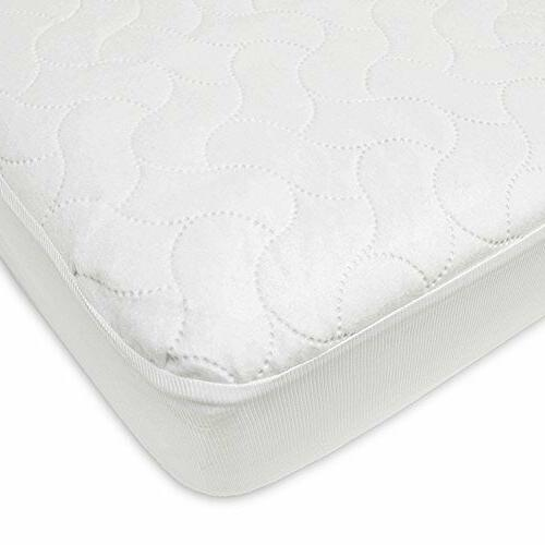 waterproof crib and toddler protective mattress cover