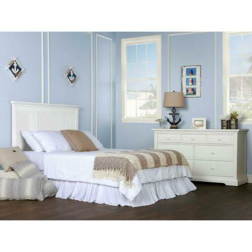 White 5 In Convertible Parker 3 Hardwood New