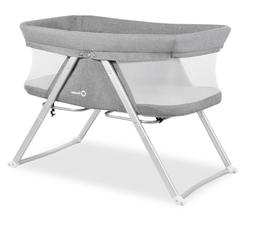 Universal Bedside Travel Crib Baby Bed  Foldable Compact Wit